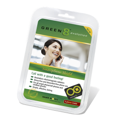 NEW Green 8 evolution Double Pack - Cordless DECT Phone