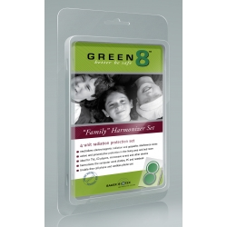 Green 8 Family Set