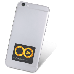 NEW GREEN 8 evolution - Mobile/Smartphone EMF Protection