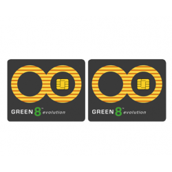 NEW GREEN 8 evolution 5G Double Pack - Mobile/Smartphone