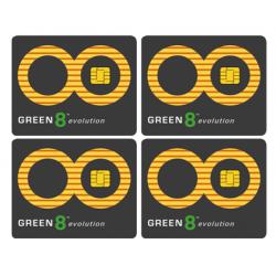 NEW GREEN 8 evolution 5G / 4 Pack - Multi Pack Deal