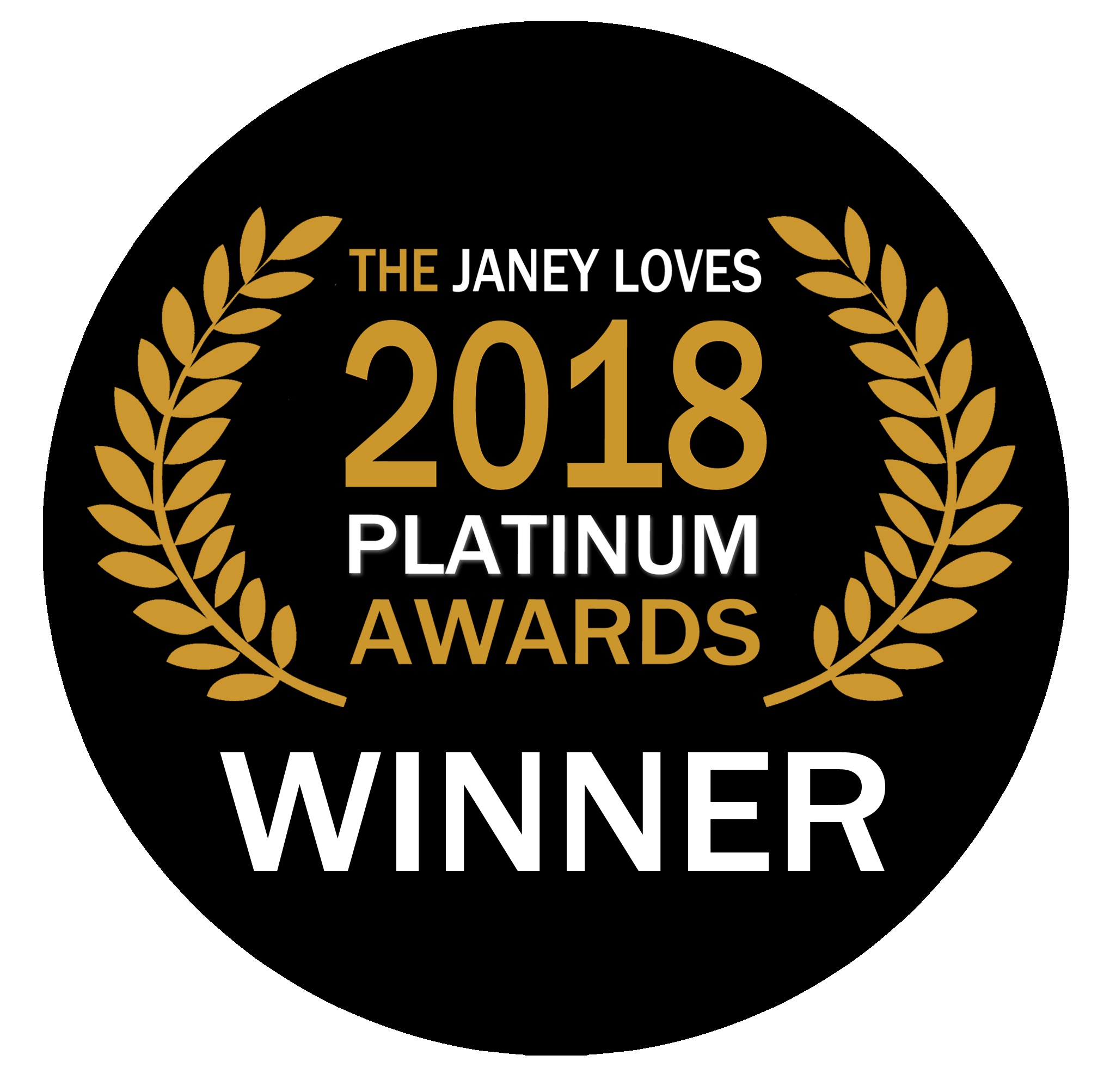 Winner of the 2018 Janey Loves PLATINUM AWARD Best household EMF protection